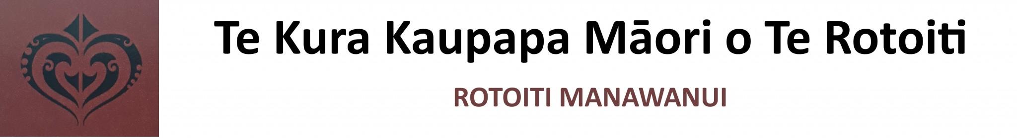 Te Kura Kaupapa Māori o Te Rotoiti Logo